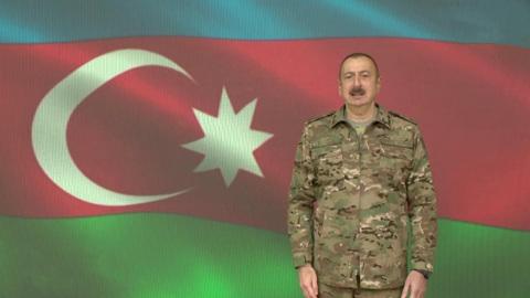 Исторический день: обращение Ильхама Алиева