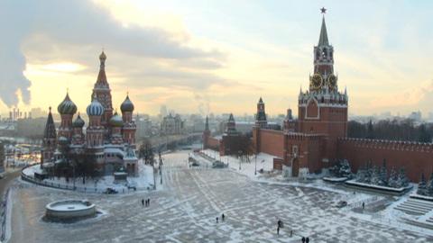 Погода 24. Аномальные морозы царствуют в Европейской части России