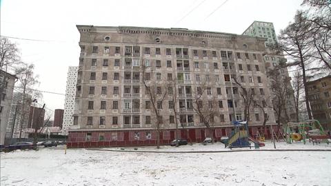 Вести в 20:00. Жители знаменитого дома Наркомвода добиваются расселения