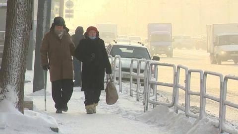 Видео из Сети. Перепад в 30 градусов: морозы резко сменит оттепель