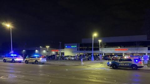 ЧП. Вандал застрелил полицейского в Огайо после трехчасовых переговоров