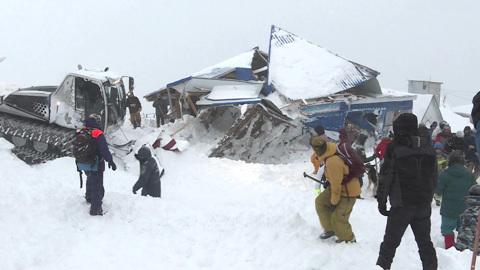 Вести в 20:00. Расследование ЧП на Домбае: что стало причиной схода лавины