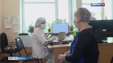 Как в Воловский район привлекают медиков для работы