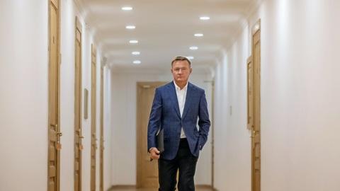 Вести-Курск. Губернатор Курской области Роман Старовойт отмечает день рождения