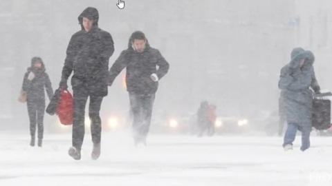 """Новости на """"России 24"""". На Ставрополье усилится мороз"""