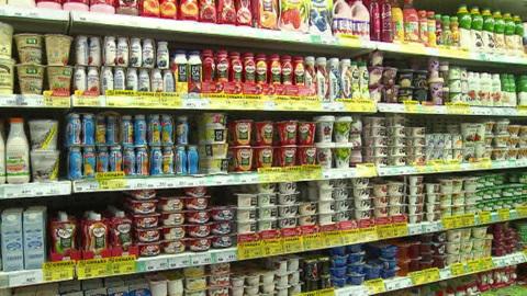 """Новости на """"России 24"""". Масло, молоко, мороженое: что еще будут маркировать"""