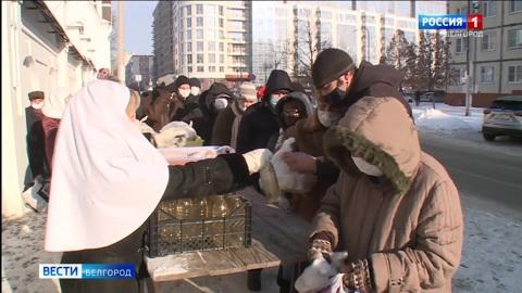 Заснуть в минус 20 и проснуться инвалидом: как в Белгороде зимой помогают бездомным