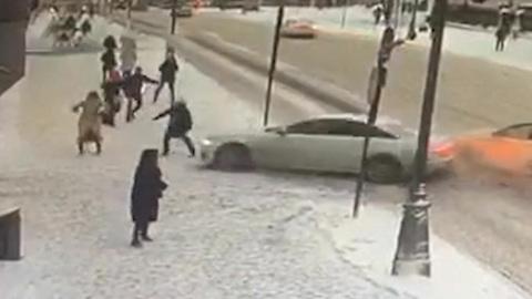 Вести. Дежурная часть. В центре Москвы машина сбила заслуженную артистку России