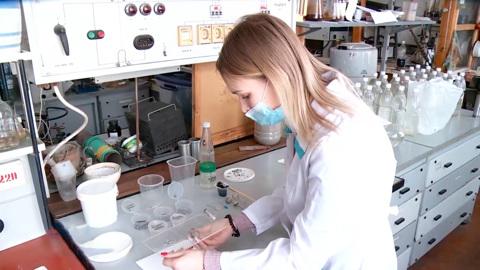 Вести. Кузбасские ученые создали сорбенты для очистки водоемов Арктики