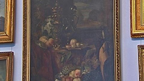 """""""Вести-Калуга"""". На выставке одной картины представили полотно Абрахама ван Бейерена «Фрукты»"""