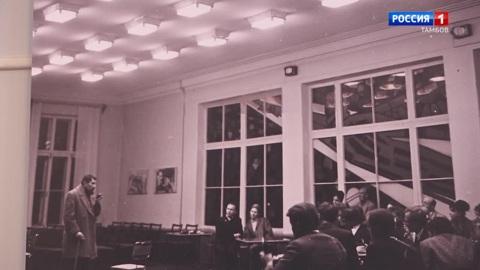 ВестиТамбов. Молодежный театр приглашает на выставку «Тамбовские писатели в объективе фотоаппарата братьев Ладыгиных»