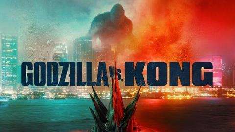 Видео из Сети. Годзилла против Конга
