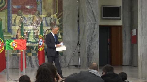 """Новости на """"России 24"""". Президент Португалии переизбран на второй срок"""