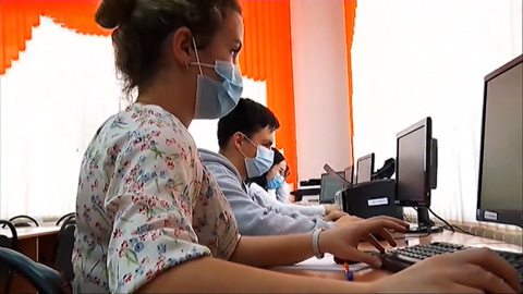 Вести. В Красноярске набирают волонтеров для помощи пожилым и маломобильным людям