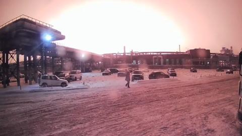 ЧП. В Черкассах после взрыва загорелся завод