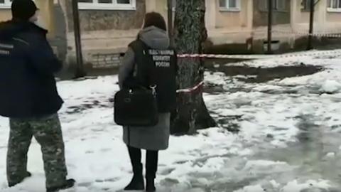 Вести. Тверские следователи завели дело после падения ледяной глыбы на ребенка