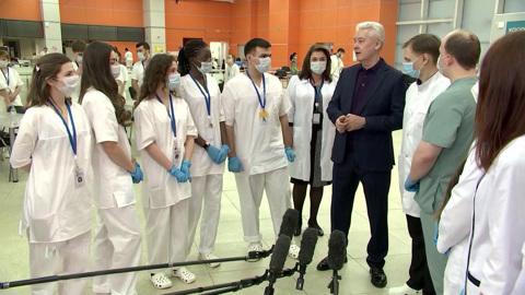 Вести в 20:00. Как студенты впервые отметили Татьянин день в условиях пандемии