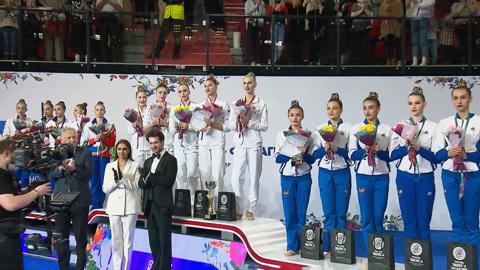 Триумф на Гран-при в Москве: как российские гимнастки шли к победе