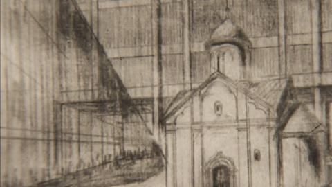 В Музее Щусева – выставка к столетию ВХУТЕМАСа