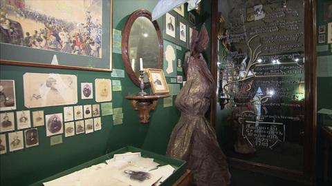 Выставка к 200-летию Афанасия Фета открылась в литературном музее имени Даля