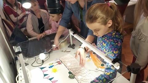 Детская студия мультипликации