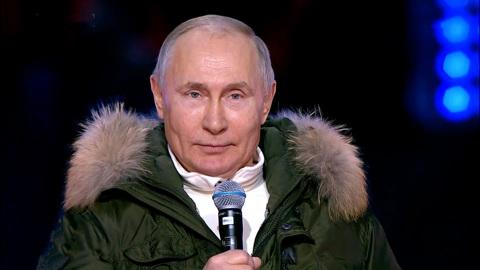Путин надеется, что его сигнал услышали за рубежом