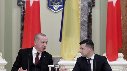 Эрдоган высказался о ситуации в Донбассе