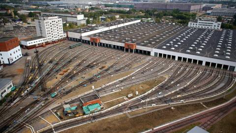 Ремонтно-эксплуатационные мощности метро Москвы почти удвоены
