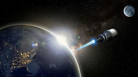 Выход на новый уровень: в США создадут ядерную лунную ракету