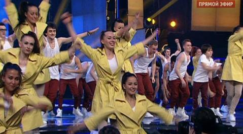 Большие танцы. Санкт-Петербург. Танец 2. 04.05.2013