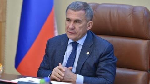 Президент Татарстана обсудит вопросы сотрудничества с губернатором Пермского края