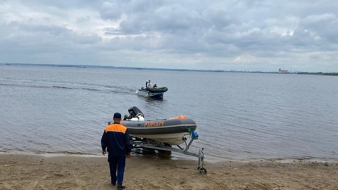 В Татарстане лодка едва не погубила мужчину