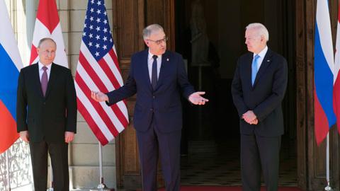 Переговоры в Женеве: вернулась не только Америка, но и Россия