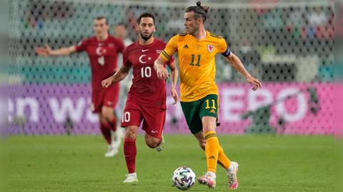 Бэйл признан лучшим игроком матча сборных Турции и Уэльса