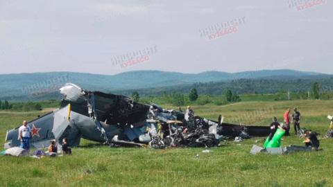 Аварийная посадка самолета в Кузбассе унесла жизни четырех человек