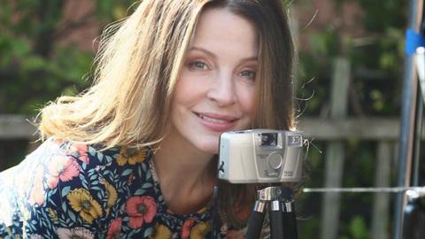 """Евгения Крюкова анонсировала премьеру детективной драмы """"Подражатель"""""""