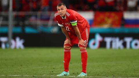 Дзюба временно отказался от выступлений за сборную России