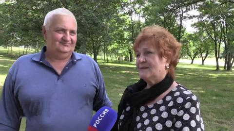 Донбасс: рассказ родителей Александра Захарченко