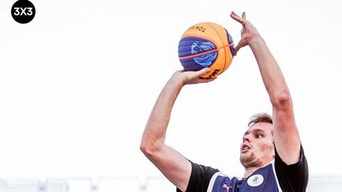 Баскетбол 3х3. Россияне пробились в полуфинал Олимпиады