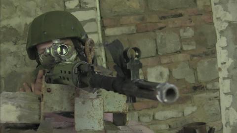 Донбасс: лихая жизнь и снайперская царица