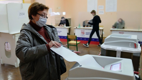 Избиратели Москвы проявили небывалую активность