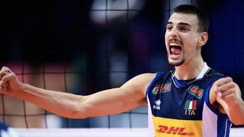 Волейболисты Италии стали новыми чемпионами Европы