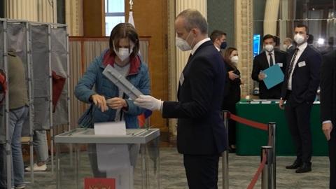За рубежом россияне проявили на выборах высокую активность