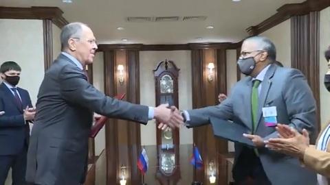 Лавров провел дипломатический марафон в ООН