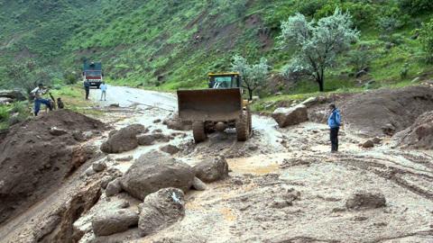 Непогода оставила без электричества 35 тысяч человек в Дагестане