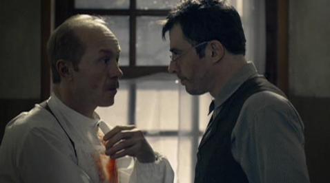 """Шерлок Холмс. Сюжет """"Вести недели"""""""