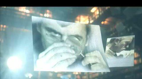 Шерлок Холмс. Экранизации. Трейлер