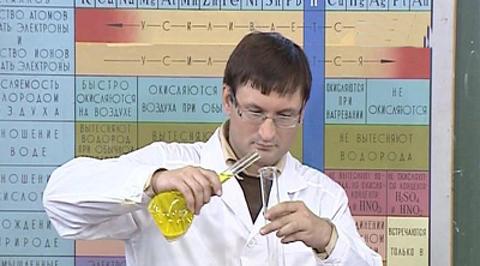 Естествознание. Лекции+Опыты. Железо (Химия)