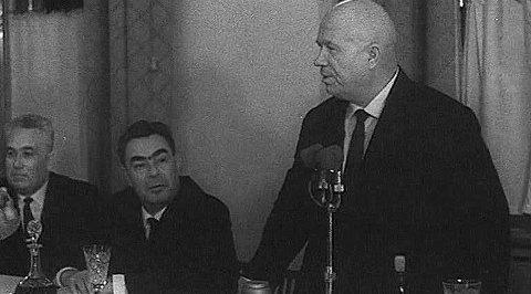 Подарок Хрущева: исторический трюк