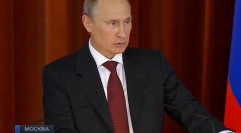 Путин расставил акценты для дипломатов